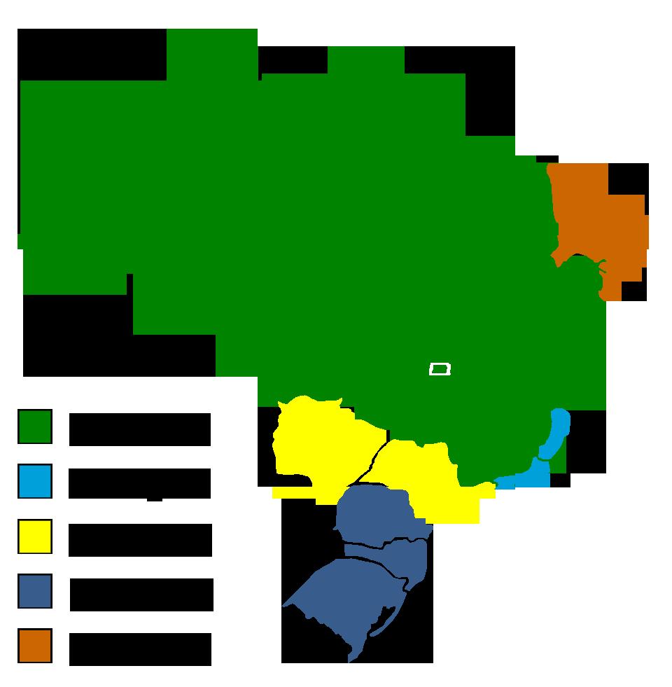 mapa_tribunais_federais_pelo_Brasil